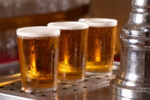 Prolonged high consumption of alcohol has been associated with oral cancer