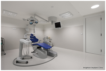 Single Tooth Implant Treatment at Brighton Implant Clinic