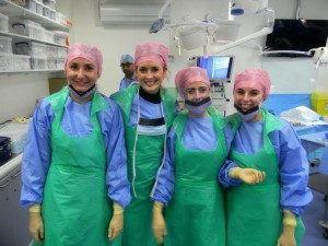 brighton implant clinic dentists enhance surgical skills