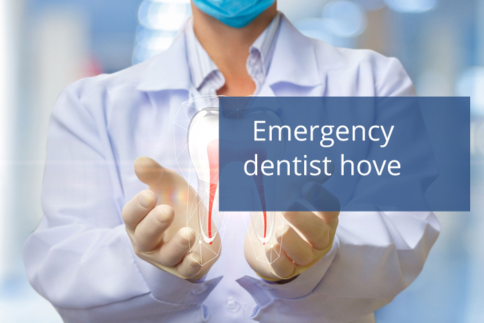Emergency dentist Hove