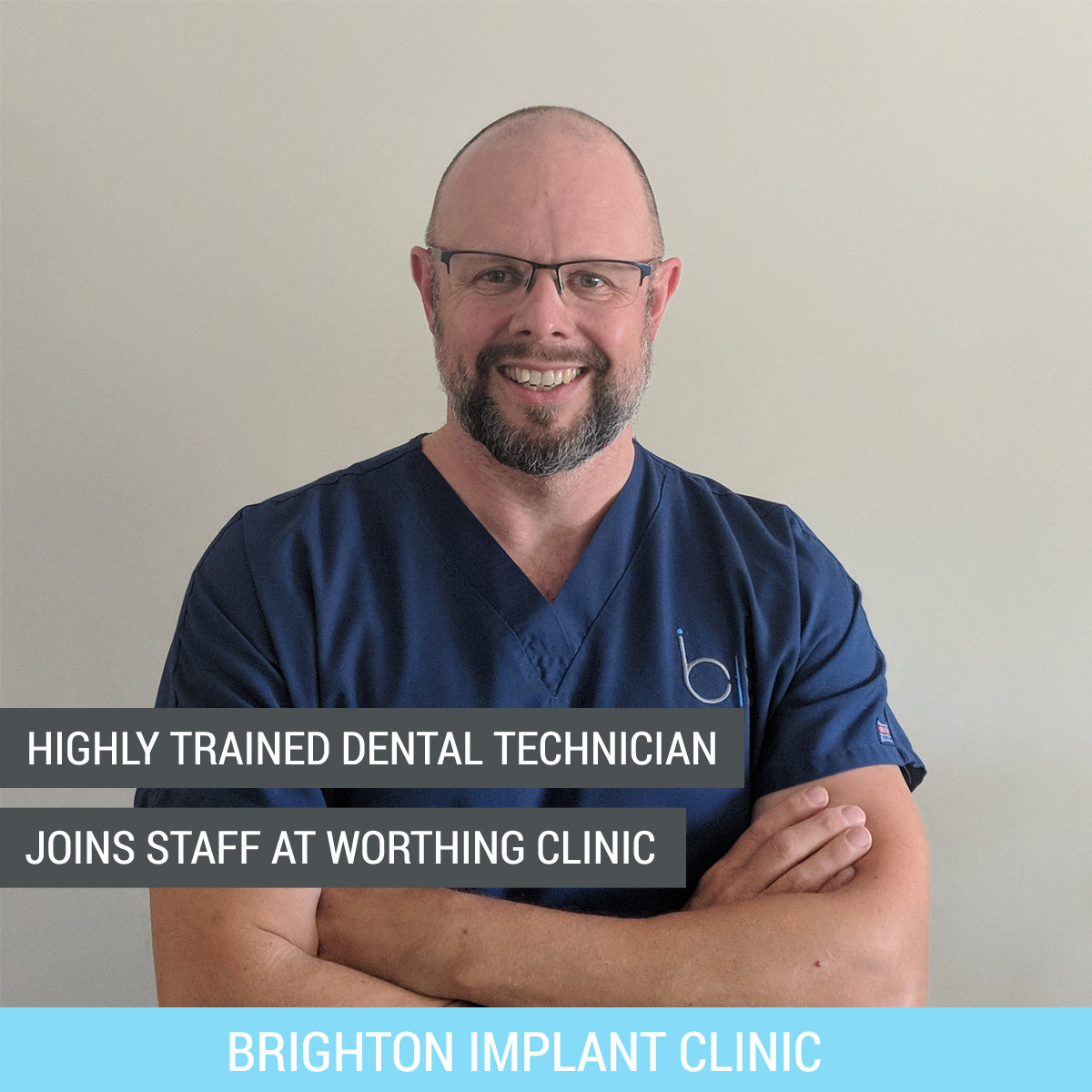 Kevin Campbell - Highly trained dental technician