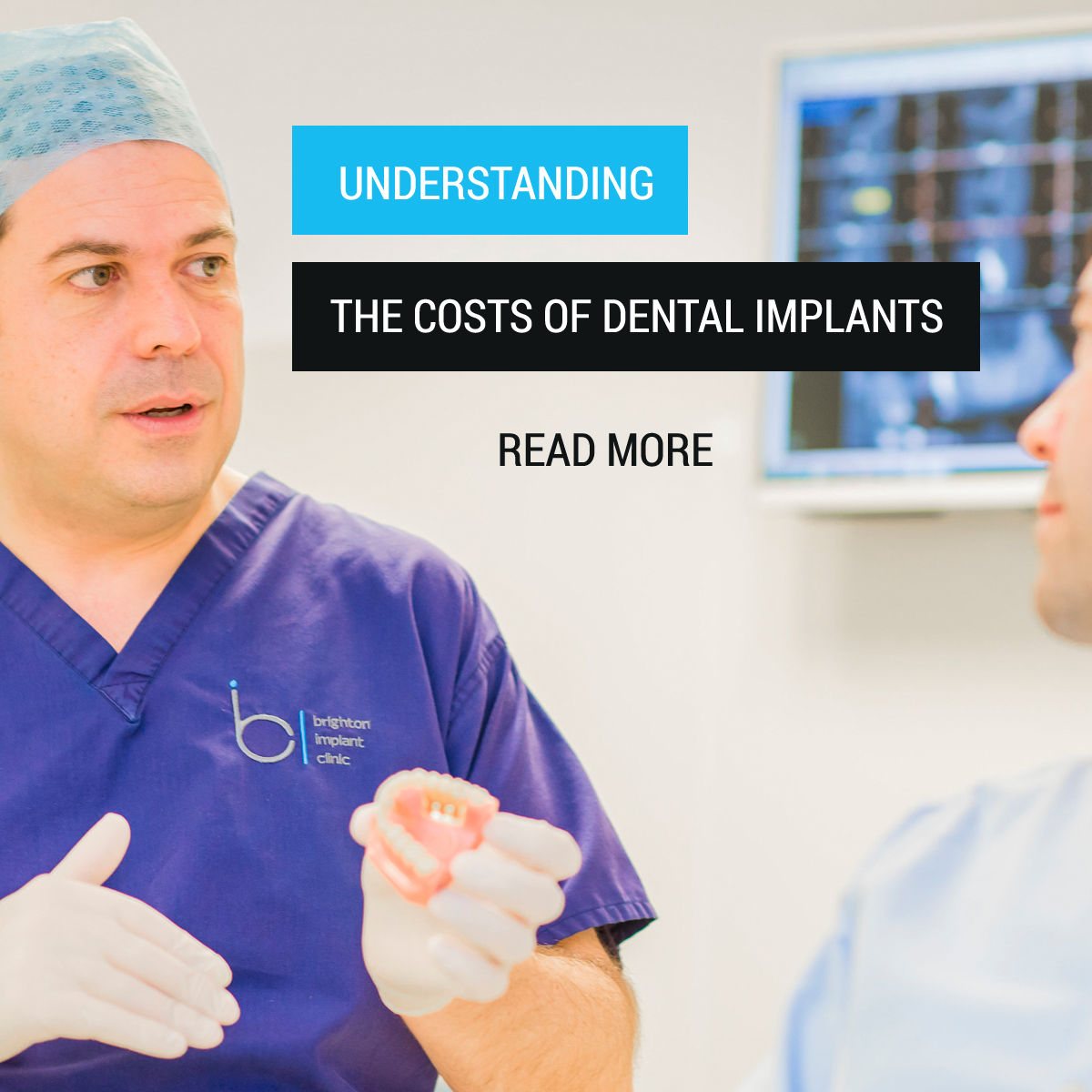 Understanding the costs of dental implants