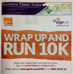 Southern Times Today advert