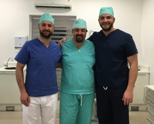 Dr Luca Cammilluzzi from the Brighton Implant Clinics, flies to Brazil for innovative dental implant treatments