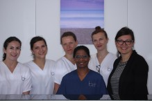 Brighton Implant Clinic team at South Avenue, Brighton