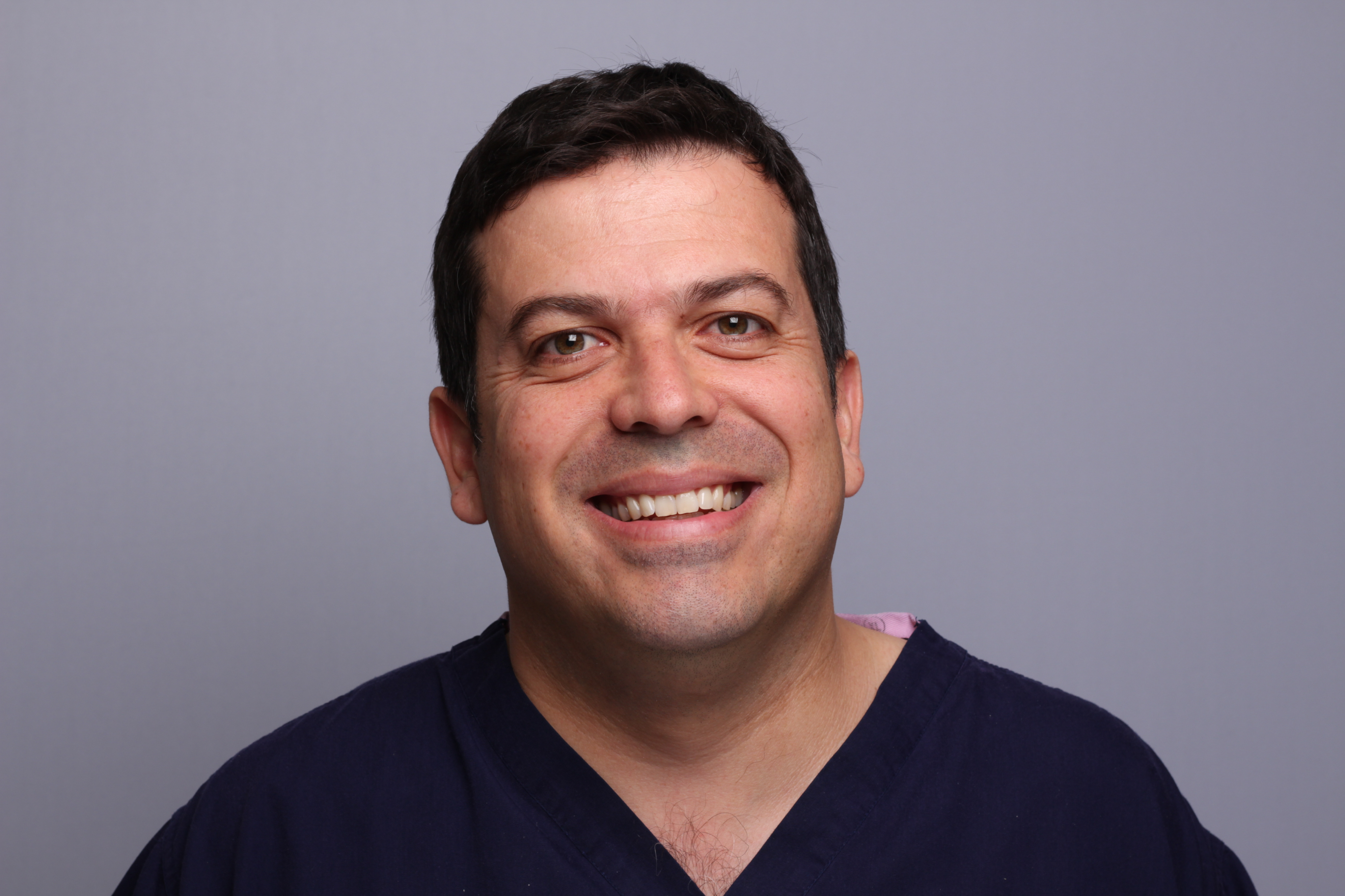 Dr Bruno Silva, the Brighton implant clinic
