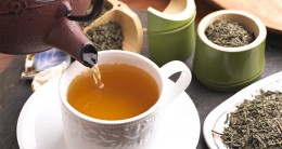 Green tea and oral health