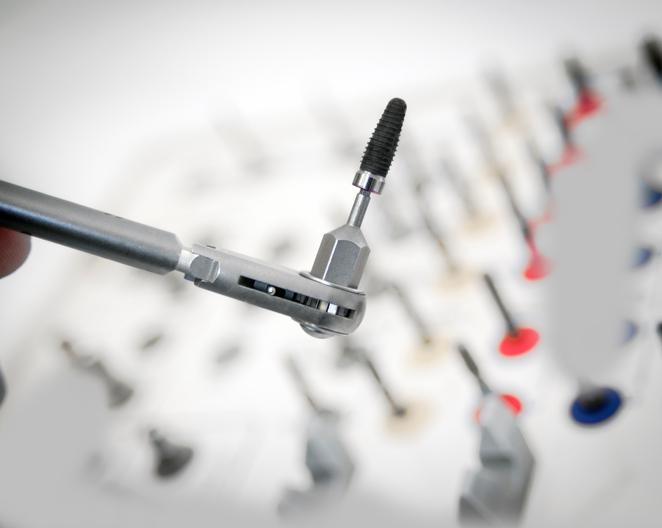 titanium implants