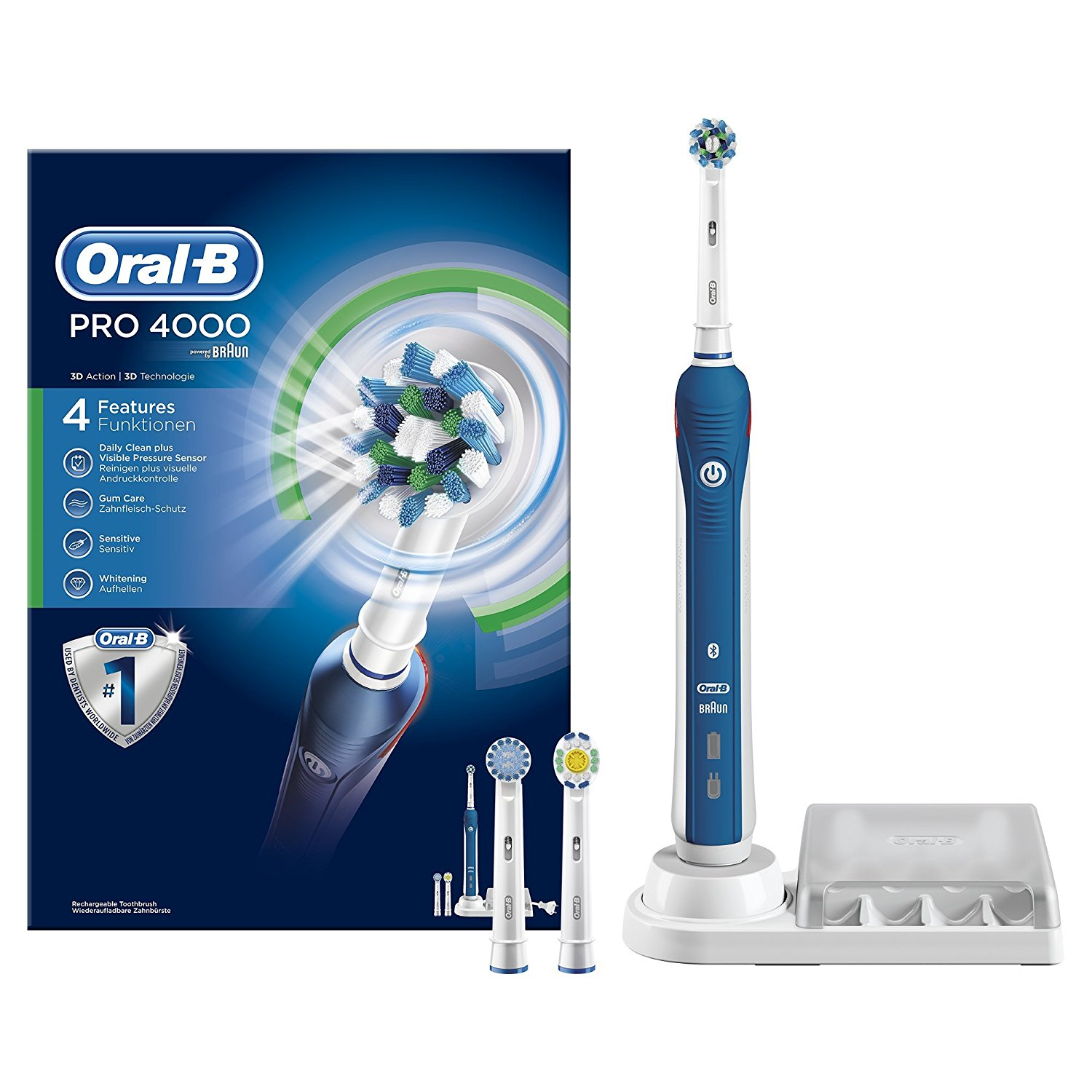 Oral-B Pro 4000 Electric ToothBrush