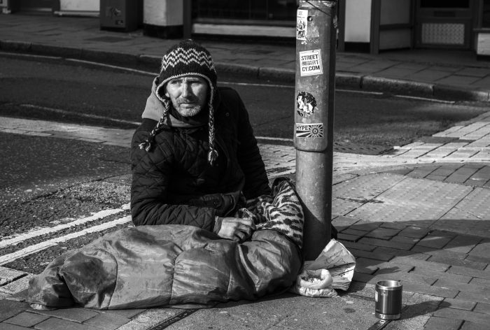 Homelessness in Brighton and Hove