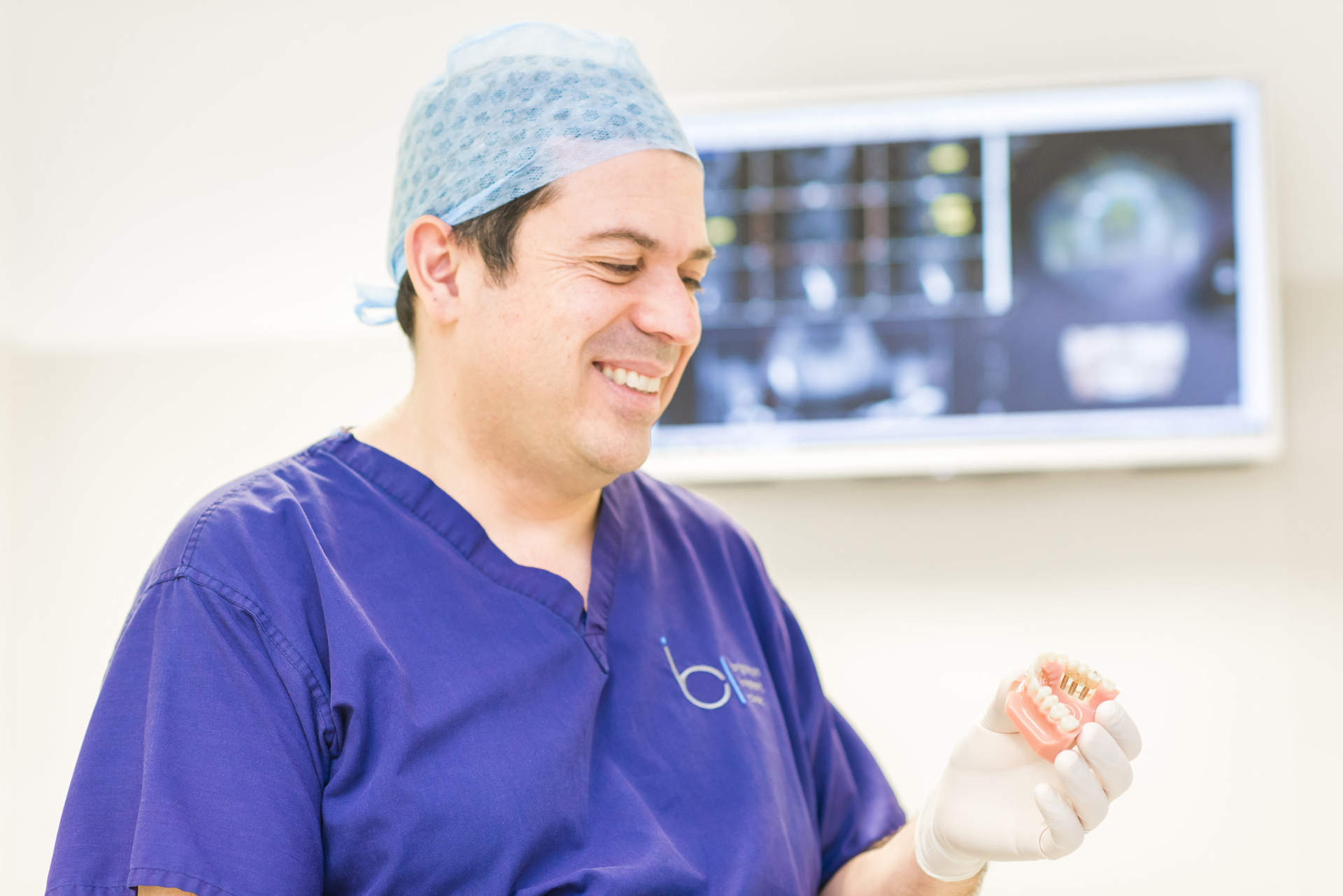 Dr Bruno Silva - Brighton Implant Clinic