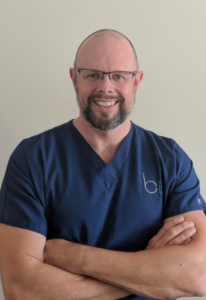 Kevin Campbell, a clinical dental technician joins staff at Worthing clinic